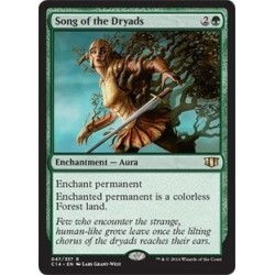 Song Of The Dryads