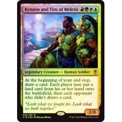 Kynaios And Tiro Of Meletis (foil)