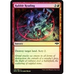 Rubble Reading (foil)