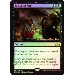 Ritual Of Soot (foil)