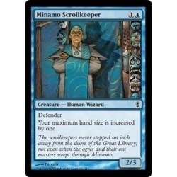 Minamo Scrollkeeper