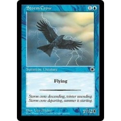 Storm Crow (no Reminder Text)