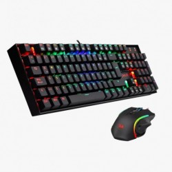 Kit  Teclado Y Mouse Gamer K551rgb-ba