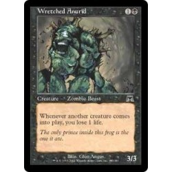 Wretched Anurid