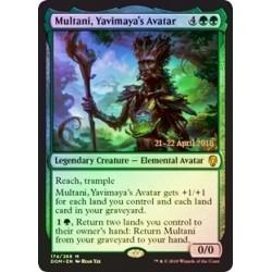 Multani Yavimayas Avatar (foil Prerelease)