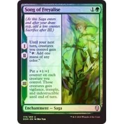 Song Of Freyalise (foil)