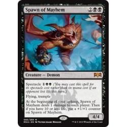 Spawn Of Mayhem