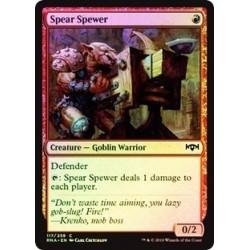 Spear Spewer (foil)