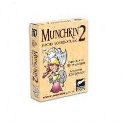 Munchkin 2: Hacha Sobrenatural
