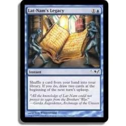 Lat-nam´s Legacy (theme Deck Reprint)