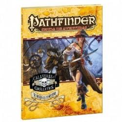 Pathfinder Calaveras Y Grilletes:se Desata La Tempestad