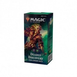 Mazo Magic Challenger Deck 2019 Deadly Discovery