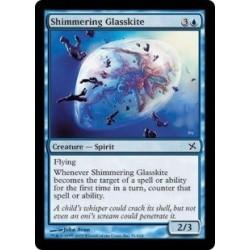 Shimmering Glasskite
