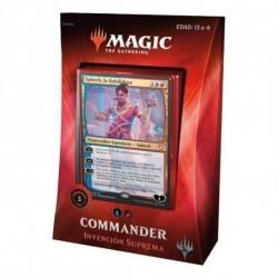 Mazo Magic Commander 2018 Exquisite Invention