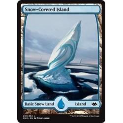 Snow-covered Island (full-art)