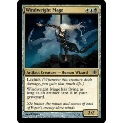 Windwright Mage
