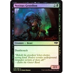 Noxious Groodion (foil)