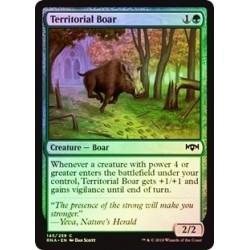 Territorial Boar (foil)