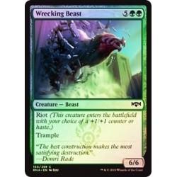 Wrecking Beast (foil)