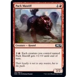 Pack Mastiff