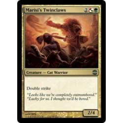 Marisi´s Twinclaws