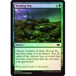 Winding Way (foil)
