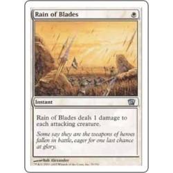 Rain Of Blades
