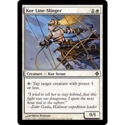 Kor Line-slinger