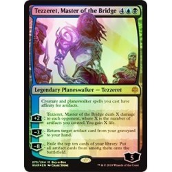 Tezzeret, Master Of The Bridge (buy-a-box)