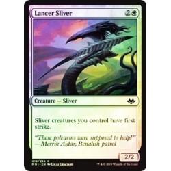 Lancer Sliver (foil)