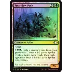 Rotwidow Pack (foil)