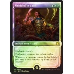 Shielded By Faith (foil)