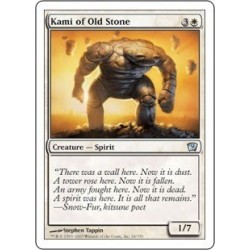 Kami Of Old Stone
