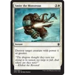Smite The Monstrous