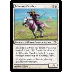 Takeno´s Cavalry