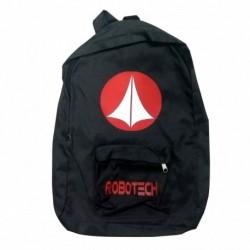 Mochila Robotech Logo