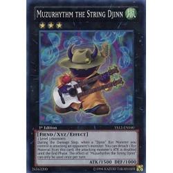 Muzurhythm The String Djinn (ys12-en040)