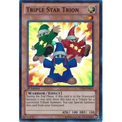 Triple Star Trion (ztin-en019)