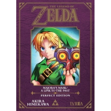 The Legend Of Zelda Perfect Edition 03 - Majora/link To The Past