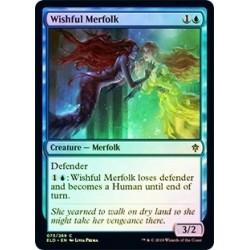 Wishful Merfolk (foil)