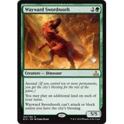 Wayward Swordtooth (promo Pack) (hp)