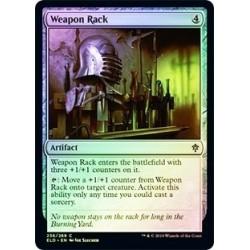 Weapon Rack (foil)