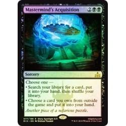 Mastermind´s Acquisition (foil)
