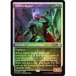Militia Bugler (fnm) (foil)