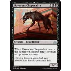 Ravenous Chupacabra