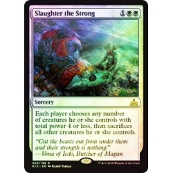Slaughter The Strong (foil)