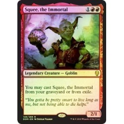 Squee, The Immortal (foil)