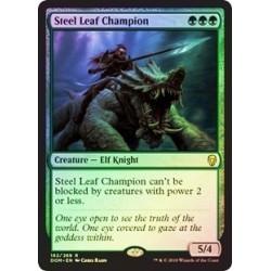 Steel Leaf Champion (foil)