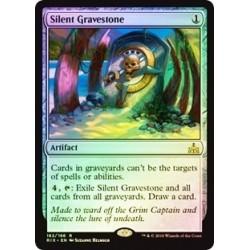 Silent Gravestone (foil)