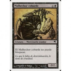 Malhechor Cobarde